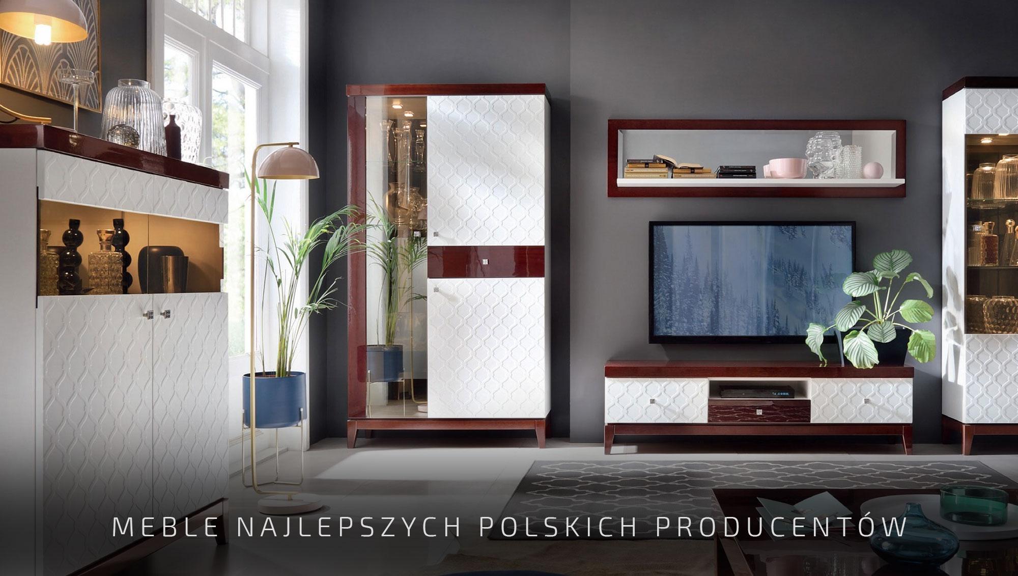 Meble najlepszych polskich producentów